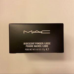 MAC Iridescent Loose Powder Golden Bronze